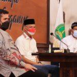 Wali Kota Pasuruan Gus Ipul Jadi Host, Bahas Radio Bersama Mas Ganjar