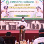 Gus Ipul Lepas Atlet Kota Pasuruan ke PON XX Papua