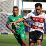 Madura United vs PSS Sleman, Gol Fantastis Menangkan Sape Kerrab