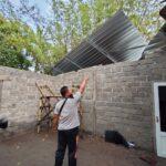 Diterjang Angin, Atap Rumah Warga Lumajang Rontok