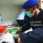 Sisir Kamar Warga Binaan Kasus Narkotika di Surabaya, Petugas Temukan Sajam Hingga Gergaji
