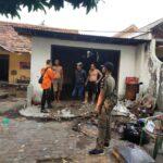 Diduga Korsleting Listrik, Rumah Warga di Situbondo Terbakar